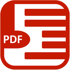PDFOutliner for macOS app icon